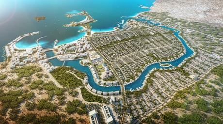 Developer Imkan's new waterfront development aims to create UAE's own riviera destination