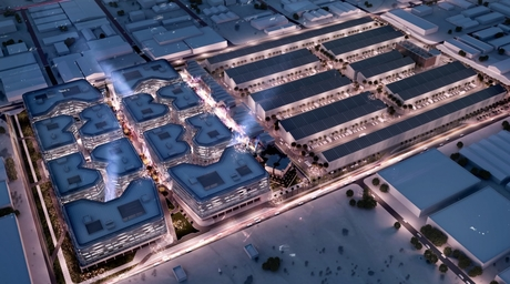 Dubai's new 19-hectare project Commercity to implement sustainable design strategies