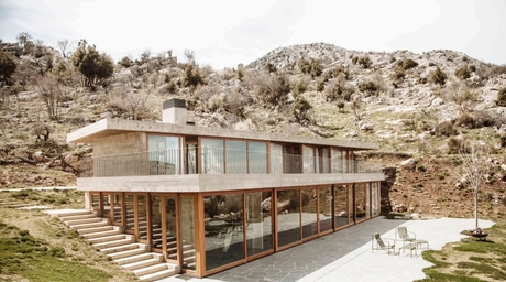 Terrace Villa by Hala Younes wins Residential Project of the Year award