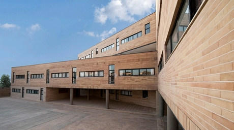 Fazili Educational Complex wins award for best Public Sector and Education Project