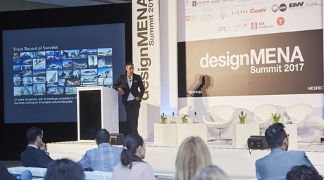 Highest number of confirmed delegates for 2018 designMENA Summit