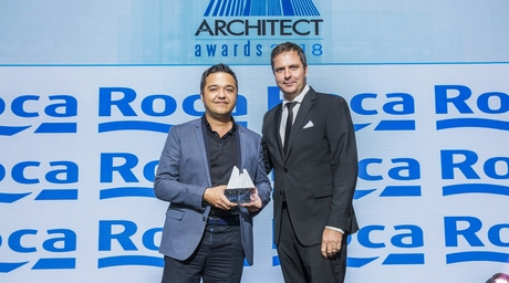 Melkan Gursel and Murat Tabanlioglu jointly win Architect of the Year