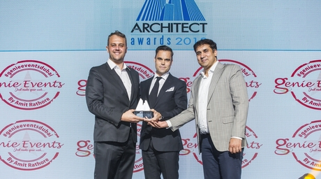 The Contemporary District in Al Seef by 10 Design wins best Leisure and Hospitality Project of the Year