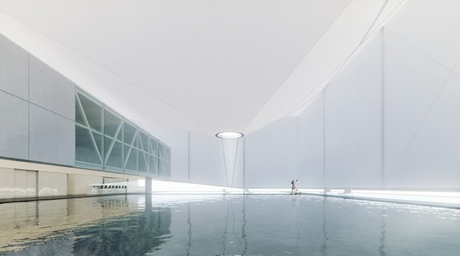 Brazil pavilion for Expo 2020 Dubai uses water as a symbol for sustainability