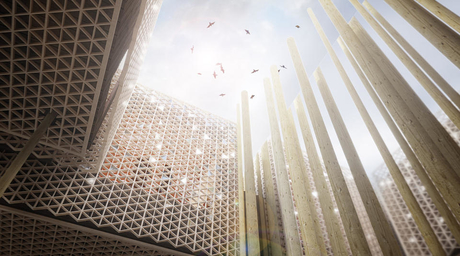 Sweden Pavilion for Expo 2020 Dubai to highlight Nordic nature