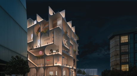 Amale Andraos to replace architect Hala Warde as designer of Beirut Museum of Art