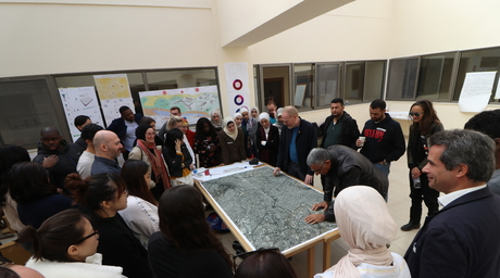 Architecture workshop in Jordan explores Amman's urban challenges