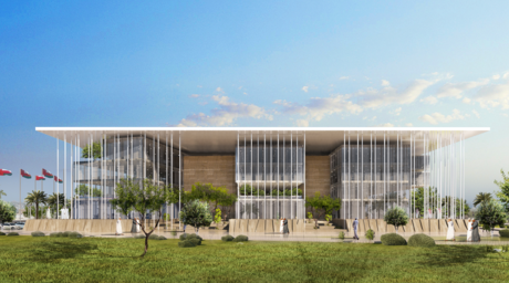 Now is the time for reflection, says Jordanian architect Farouk Yaghmour