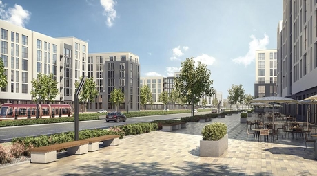 Aldar's new  mixed-use project in Abu Dhabi allows residents to design their own homes