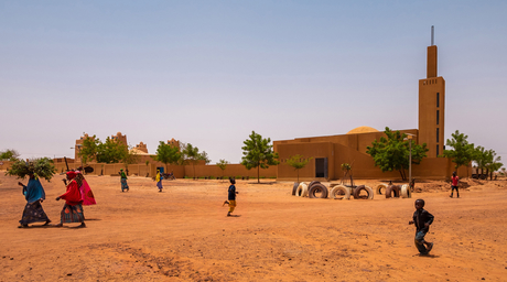 Dubai charity to build village with 100 mud houses in Niger