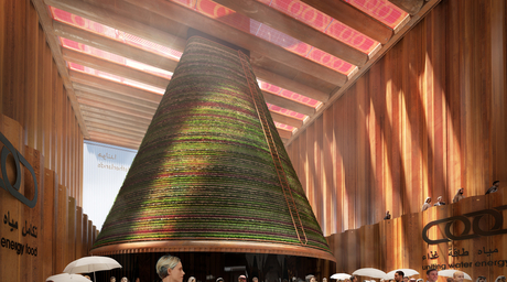 Top 10 pavilions revealed for Expo 2020 Dubai