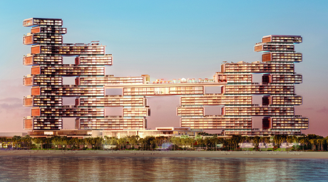 Video: Elie Gamburg of KPF on the architecture behind the Royal Atlantis Resort & Residences in Dubai