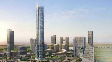 Construction to begin on Iconic Tower in Egypt, Africa's tallest building