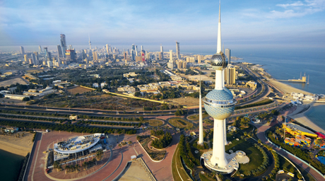 10 completed and under-construction buildings from Kuwait