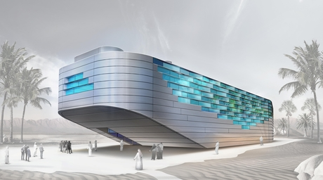 Norway's Pavilion for Expo 2020 Dubai will highlight 'ocean issues'