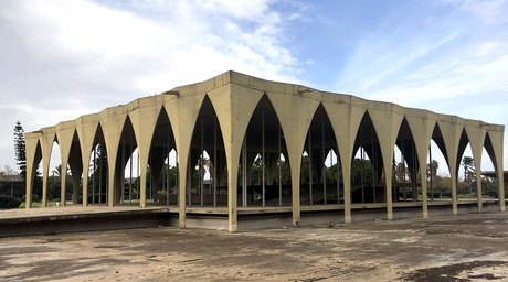 Oscar Niemeyer's abandoned site in Tripoli, Lebanon to be revived through international competition