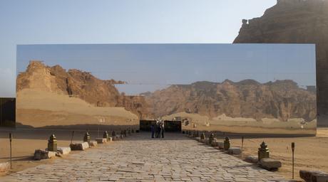 Gio Forma Studio Associato designs cultural centre near KSA's Al-Ula region