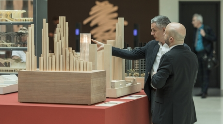 """""""We want the Dubai office to become a design office,"""" says Foster + Partners"""