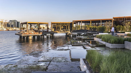 10 Design completes a leisure and entertainment zone within Dubai's Al Seef development
