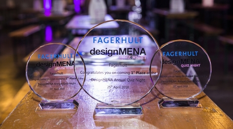 Two weeks remaining to book tables for designMENA Quiz