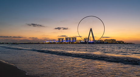 World's tallest observation wheel in Dubai to be ready by 2020