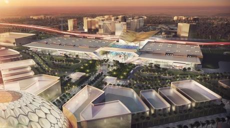 Expo 2020 Dubai's multi-purpose exhibition centre to spread across two campuses