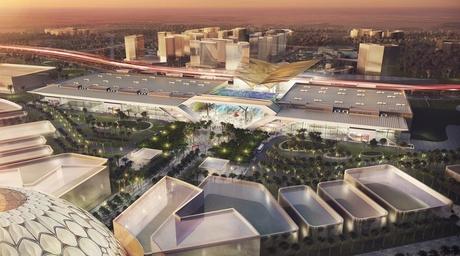 Inside Expo 2020 Dubai's event hub