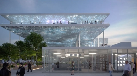 Foundation stone laid for France pavilion at Expo 2020 Dubai
