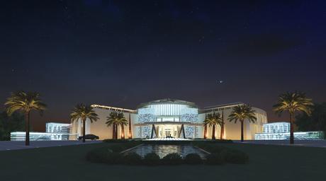 SSH transforms Kuwait palace into museum