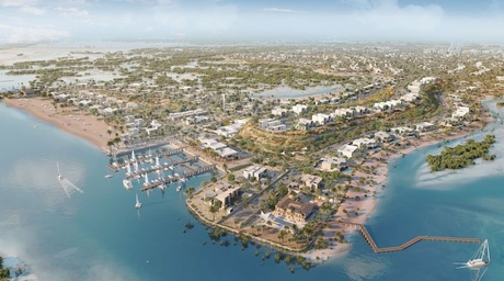 Six-village island in Abu Dhabi to be designed by international consortium of architects
