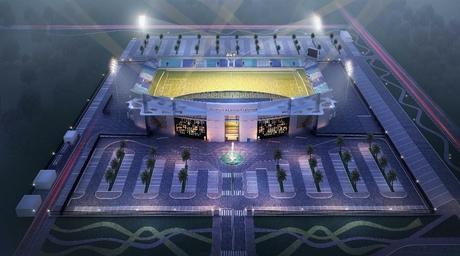 Foundation stone laid for Fujairah sports stadium