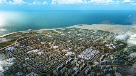 Kuwait begins construction of two residential megaprojects