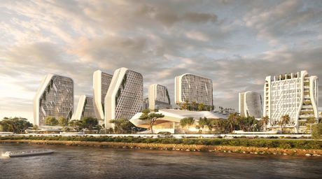 UNStudio designs sustainable masterplan for Bangalore