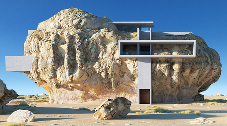 Amey Kandalgaonkar reveals concept for rock house inspired by UNESCO heritage site in Saudi Arabia