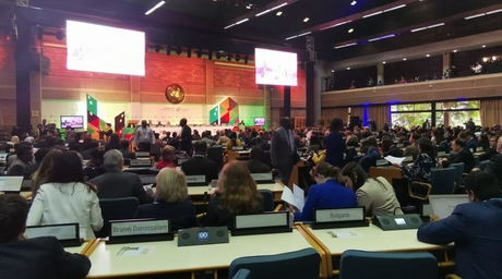The UAE participates in first UN-HABITAT assembly in Kenya to further advance urban development plans