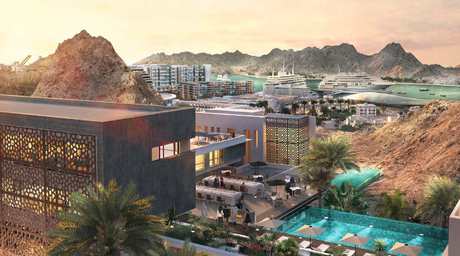 Discovery hub of Foster + Partners-designed Mina Al Sultan Qaboos in Oman to open by Q3 2019