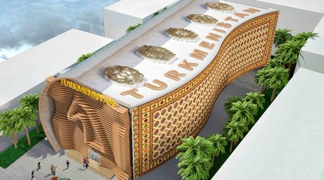 Turkmenistan pavilion for Expo 2020 Dubai to centre around national horse