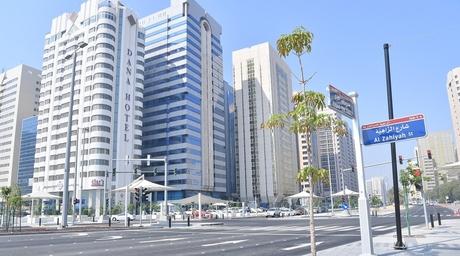 Abu Dhabi's Al Zahiyah Development completed