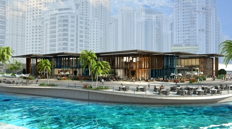 Five projects in the UAE designed by Tabanlioglu Architects