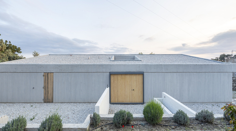 Yalin Architectural Design completes Goat House in Turkey's Aegean region
