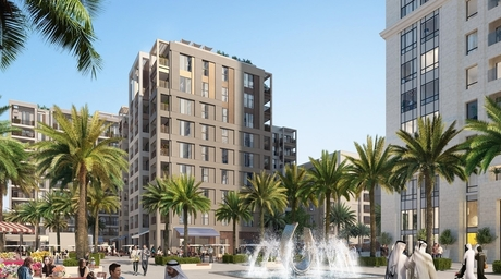 Emaar Properties reveals new Dubai waterfront project