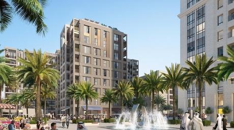 Emaar Properties reveals new Dubai waterfront project