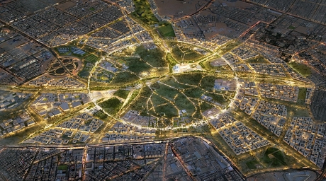 Inside look at Henning Larsen and Omrania-designed King Salman Park in Riyadh, KSA