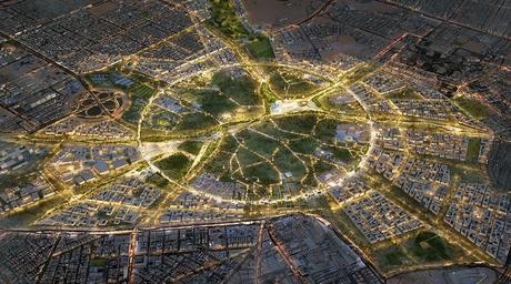 Inside look at Henning Larsen and Omrania-designed King Salman Park in Riyadh, KSA