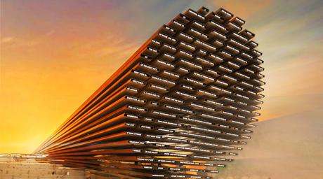 Construction begins on Es Devlin-designed UK Pavilion for Expo 2020 Dubai