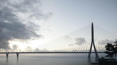Construction begins on ZHA-designed bridge in Taiwan