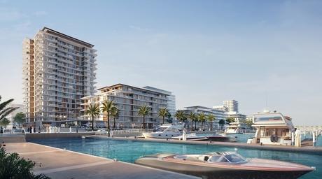 Emaar reveals new waterfront project in Dubai's Mina Rashid