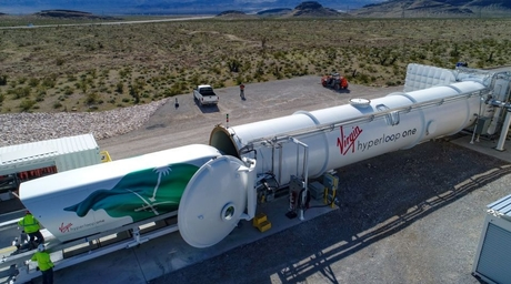 World's longest hyperloop test track to be set up in Saudi Arabia