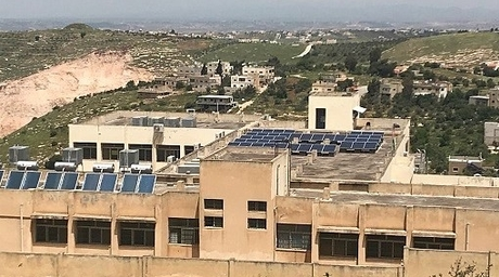 Jordan retrofits 128 schools with solar panels