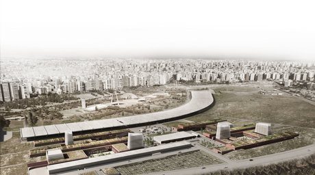 UAE architects and academics propose design for abandoned Niemeyer site in Lebanon